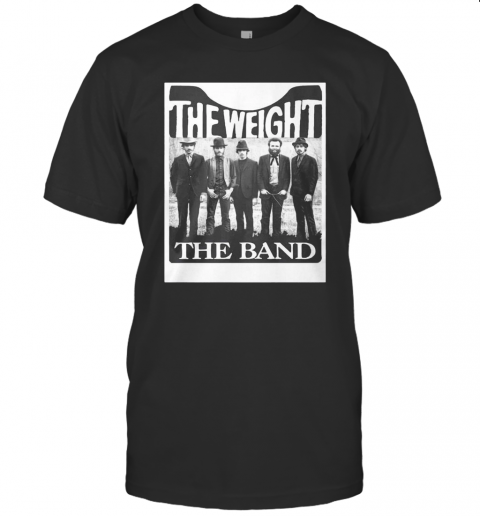 The Weight The Band T-Shirt Classic Men's T-shirt