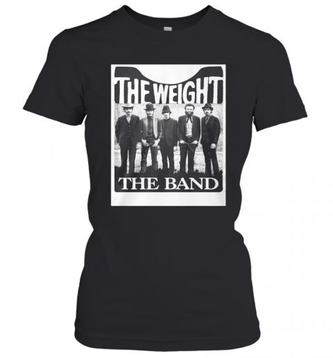 The Weight The Band T-Shirt Classic Women's T-shirt