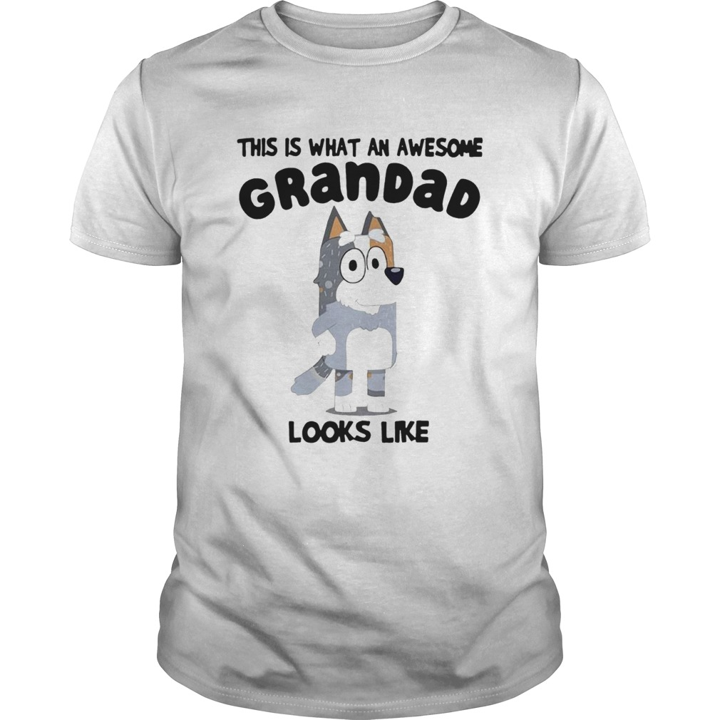 This Is What An Awesome Grandad Looks Like  Unisex