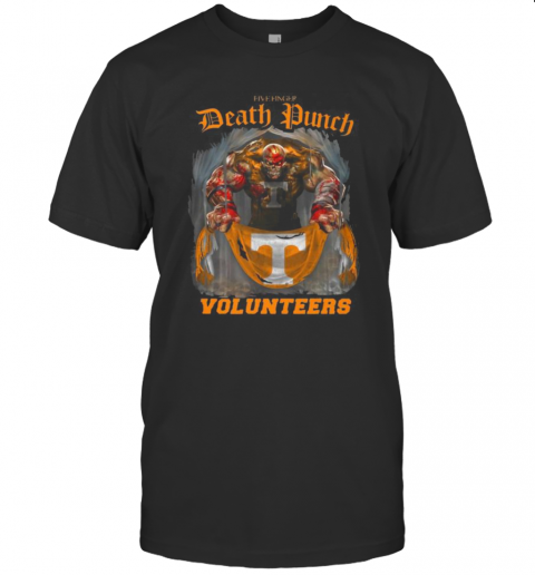 Thor Five Finger Death Punch Volunteers Tennessee T-Shirt Classic Men's T-shirt