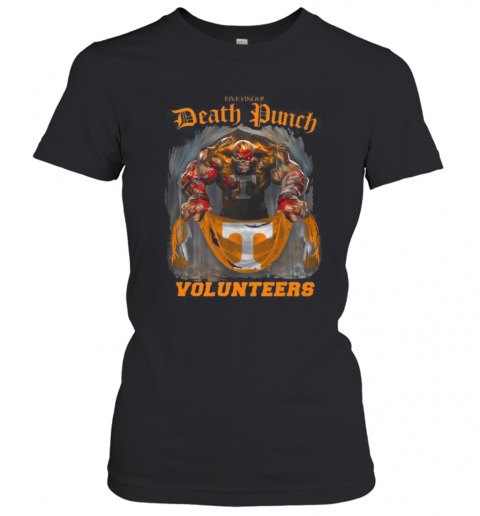 Thor Five Finger Death Punch Volunteers Tennessee T-Shirt Classic Women's T-shirt