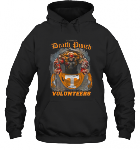 Thor Five Finger Death Punch Volunteers Tennessee T-Shirt Unisex Hoodie