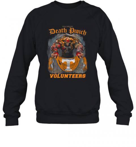 Thor Five Finger Death Punch Volunteers Tennessee T-Shirt Unisex Sweatshirt