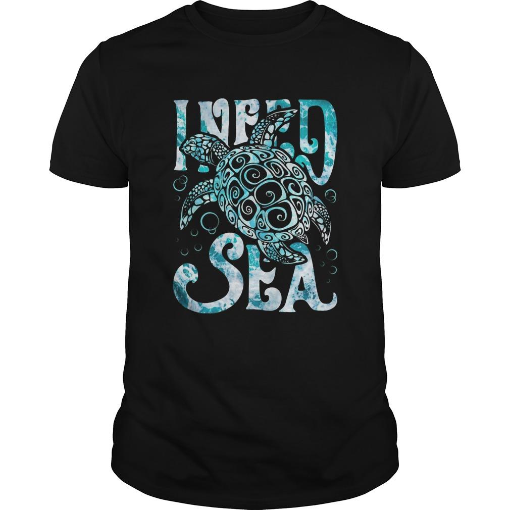 Turtle I need sea  Unisex
