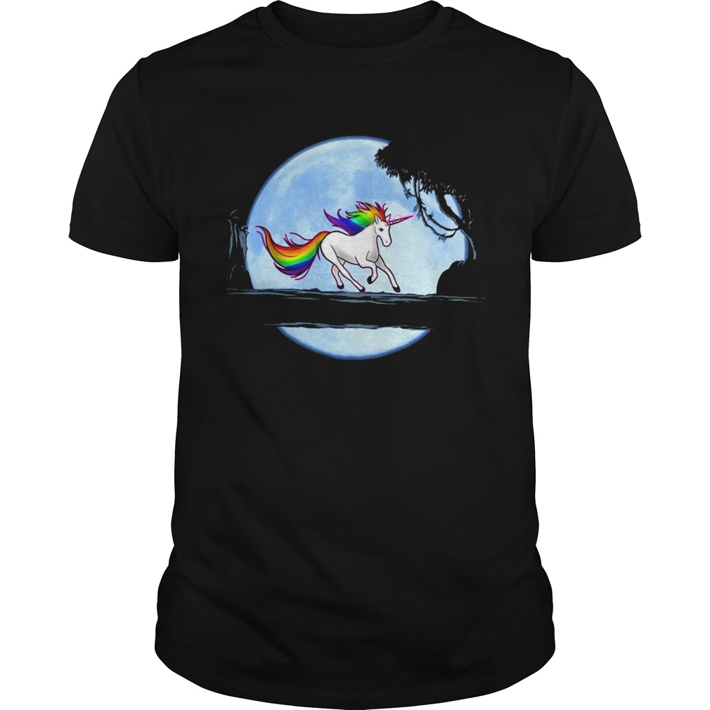 Unicorn Running  Unisex