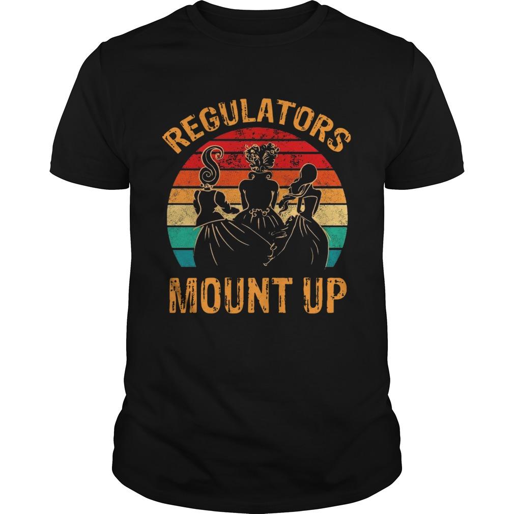 Witch Regulators Mount Up Sunset  Unisex