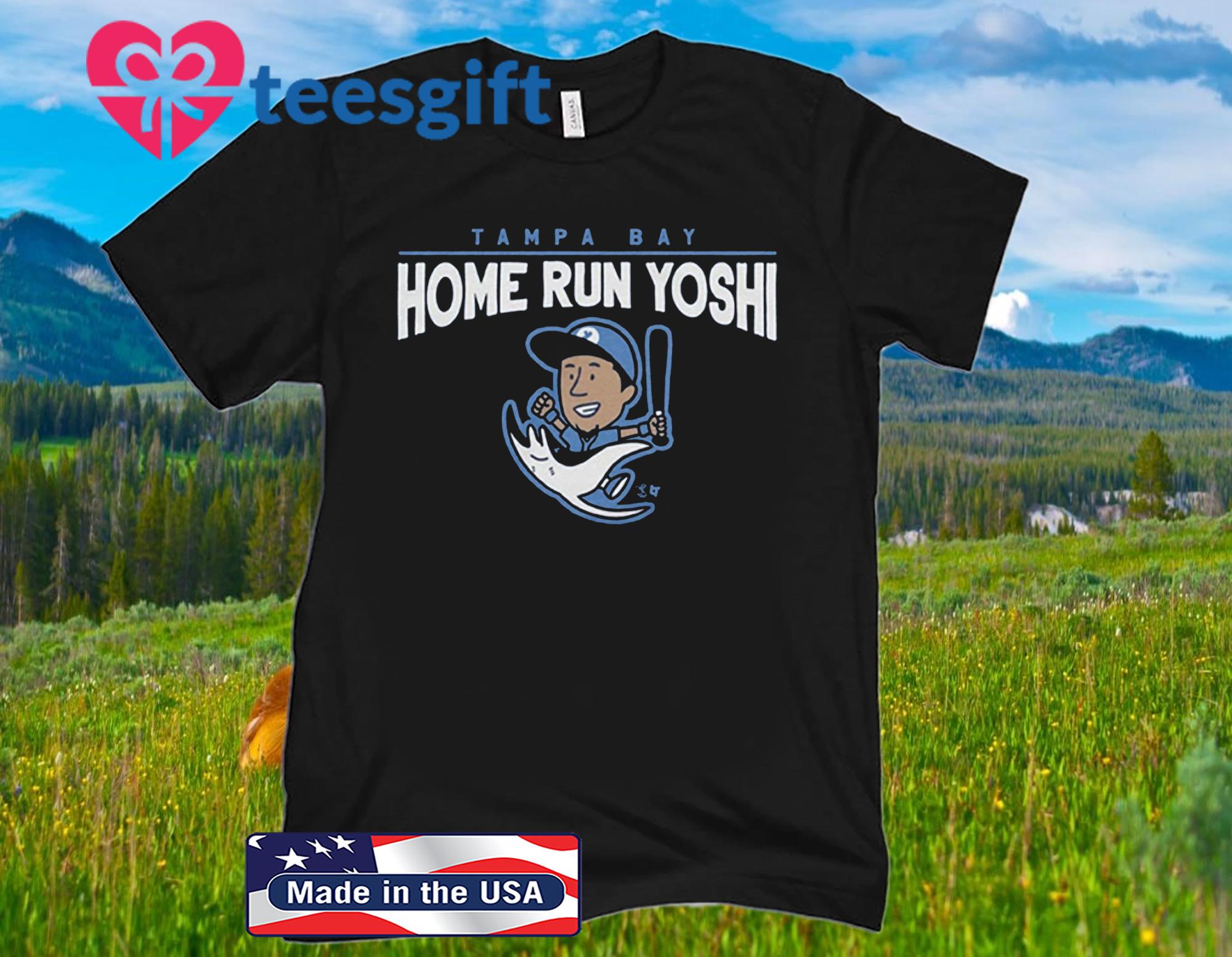 Yoshi Tsutsugo Home Run Yoshi 2020 T-Shirt