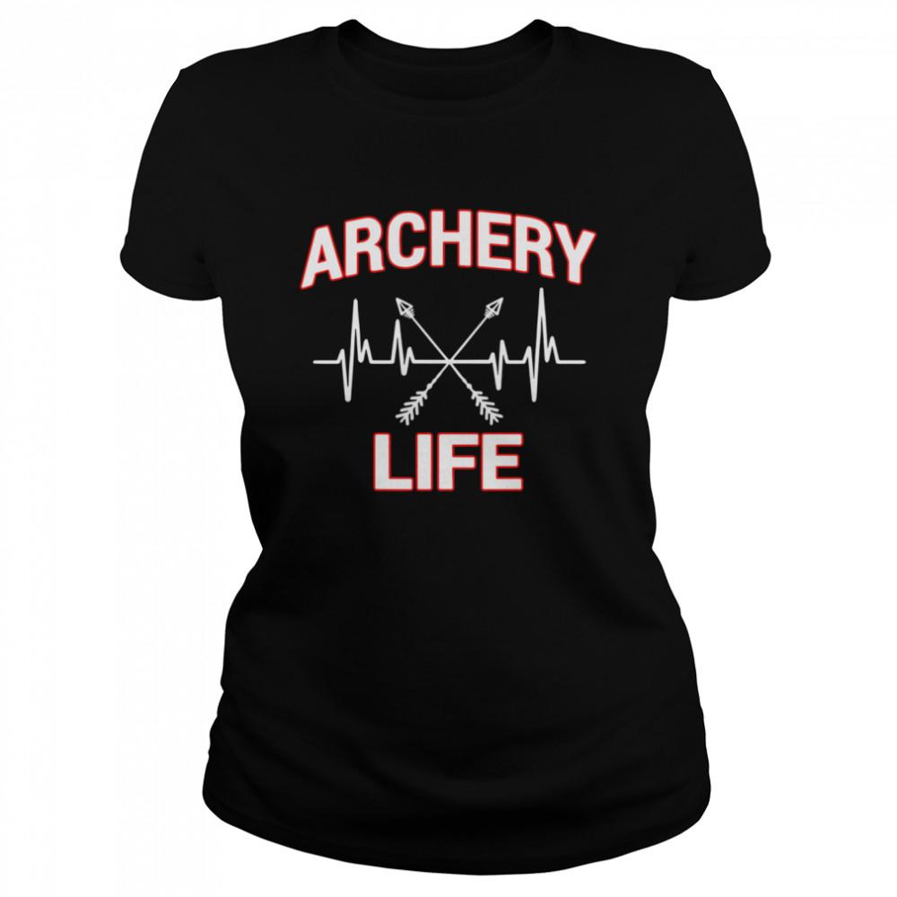 Archery Life  Classic Women's T-shirt