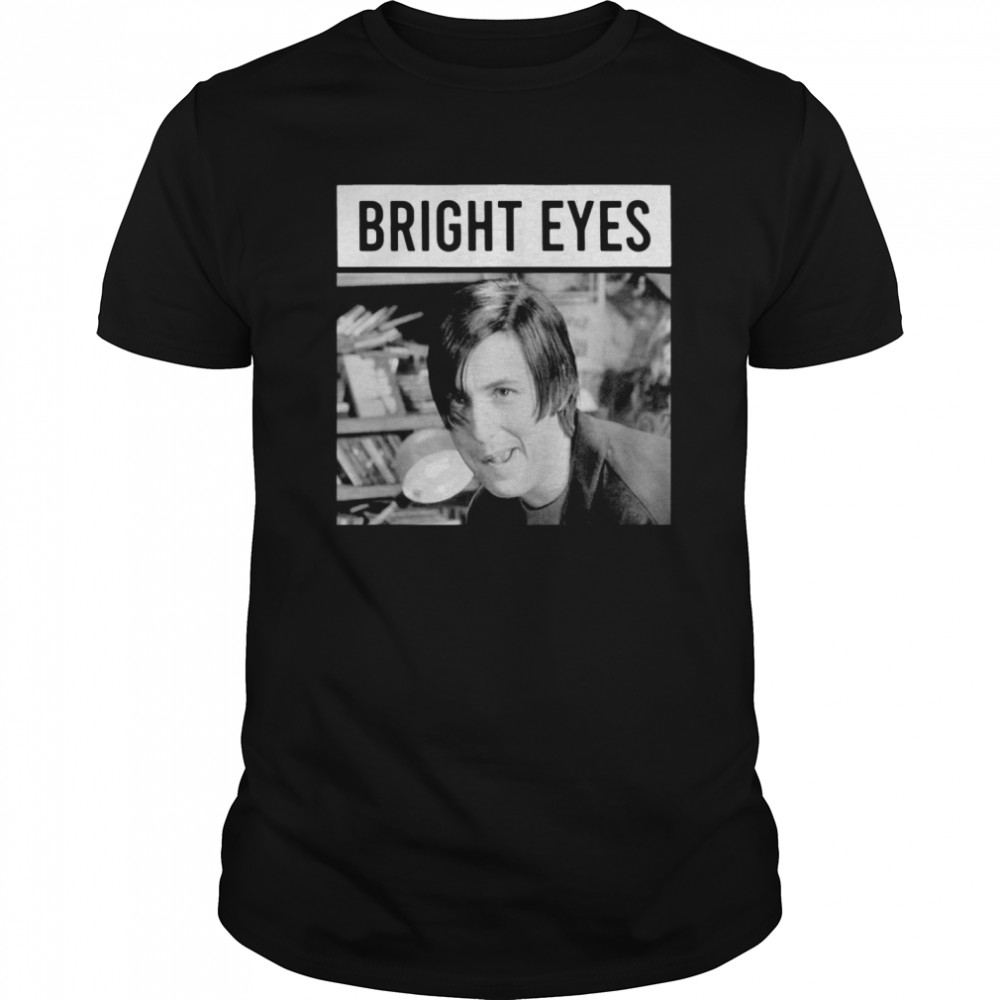 Awesome Little Nicky Bright Eyes  Classic Men's T-shirt