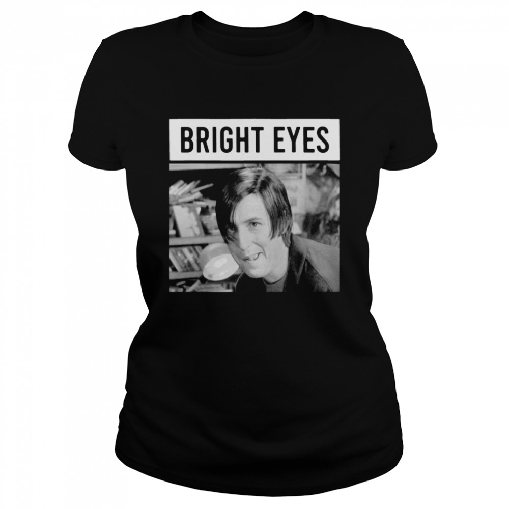 Awesome Little Nicky Bright Eyes  Classic Women's T-shirt
