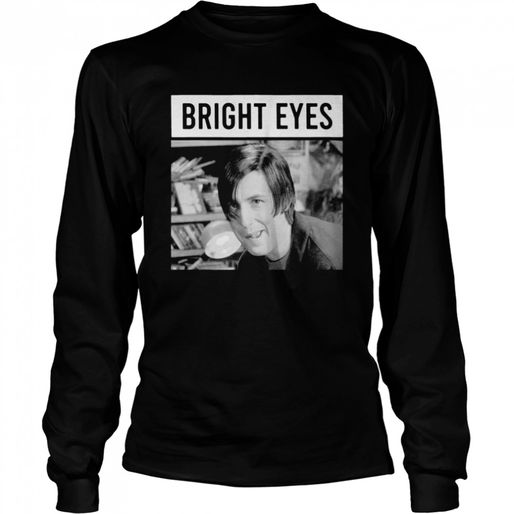 Awesome Little Nicky Bright Eyes  Long Sleeved T-shirt