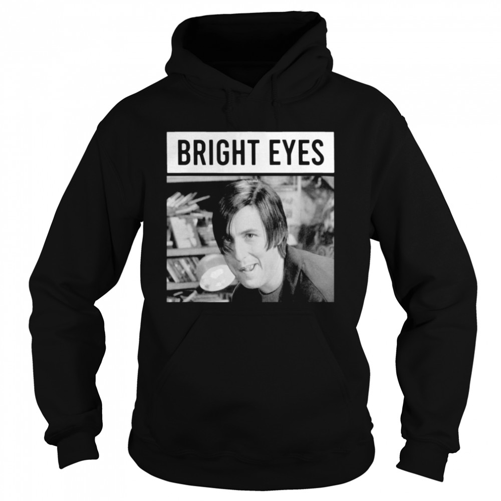 Awesome Little Nicky Bright Eyes  Unisex Hoodie