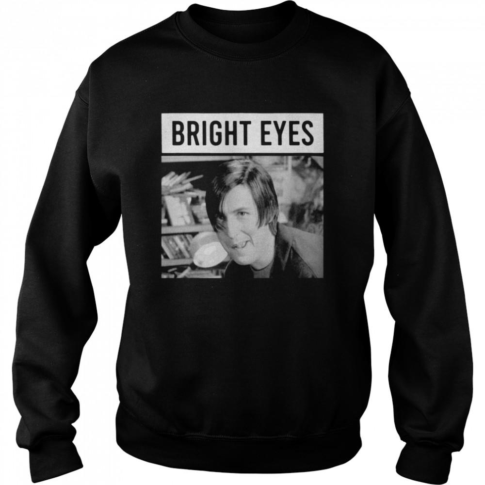 Awesome Little Nicky Bright Eyes  Unisex Sweatshirt