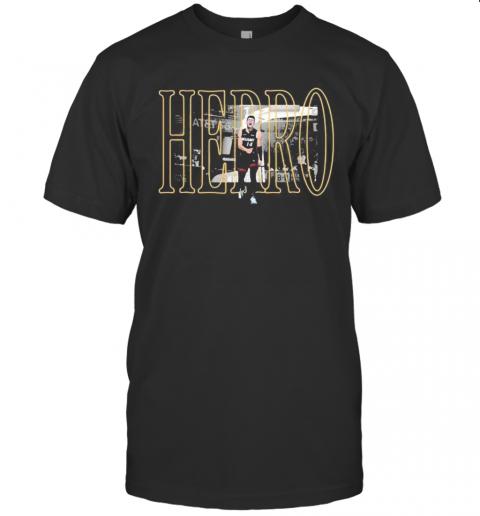 Miami Heat 14 Tyler Herro T-Shirt Classic Men's T-shirt