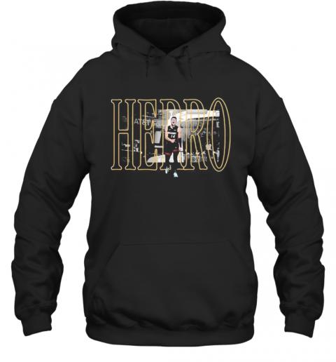 Miami Heat 14 Tyler Herro T-Shirt Unisex Hoodie