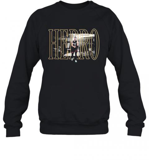 Miami Heat 14 Tyler Herro T-Shirt Unisex Sweatshirt