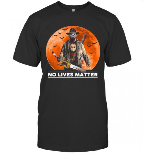 Michael Myers No Lives Matter T-Shirt Classic Men's T-shirt