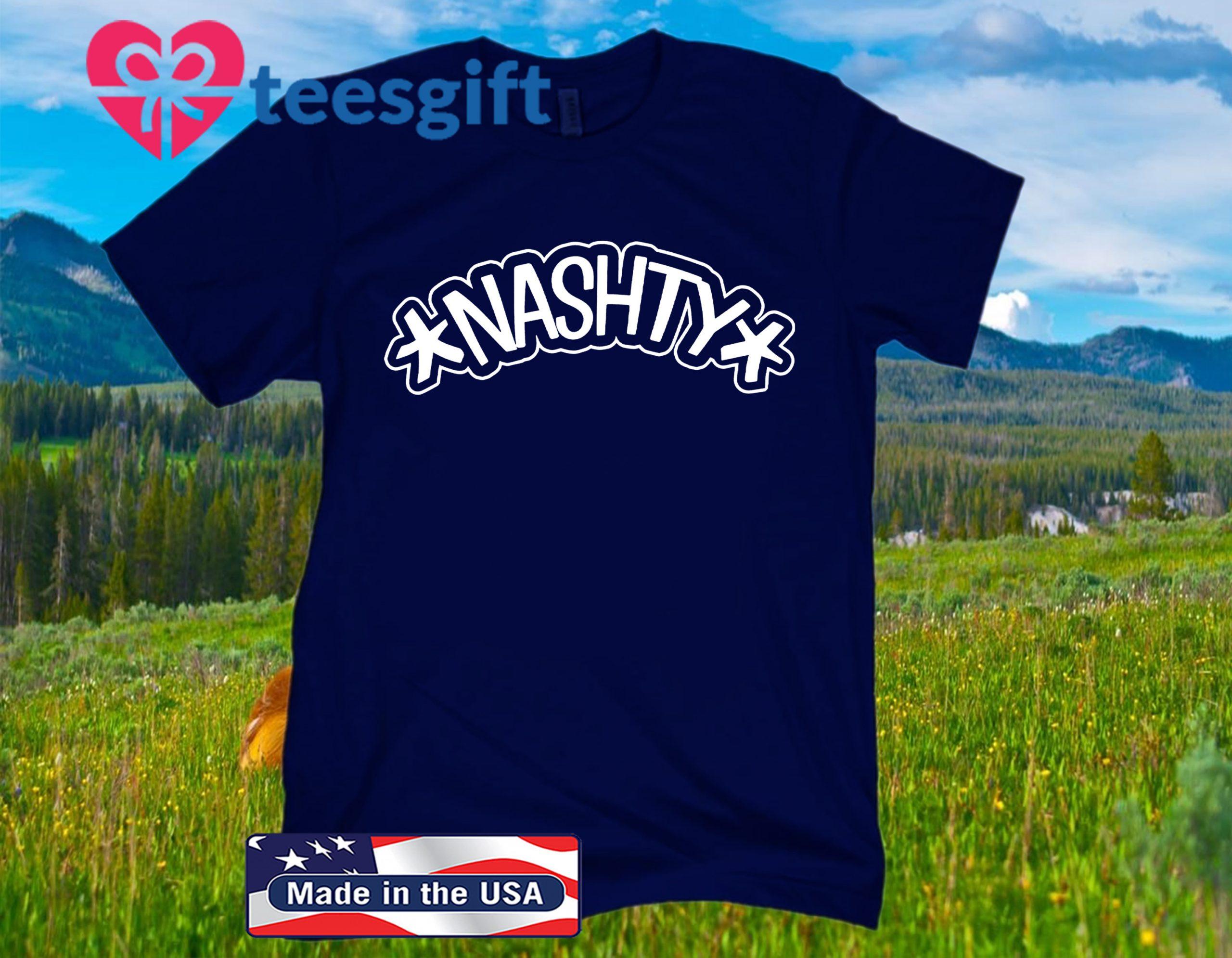 Nashty Tee Shirt Brooklyn Basketball