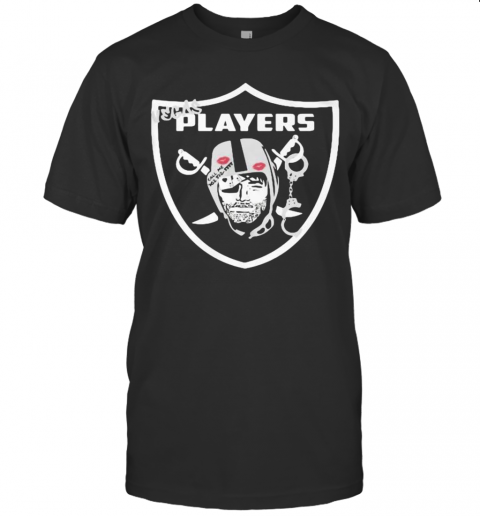 Oklahoma Raiders Vegas Players Lips T-Shirt Classic Men's T-shirt