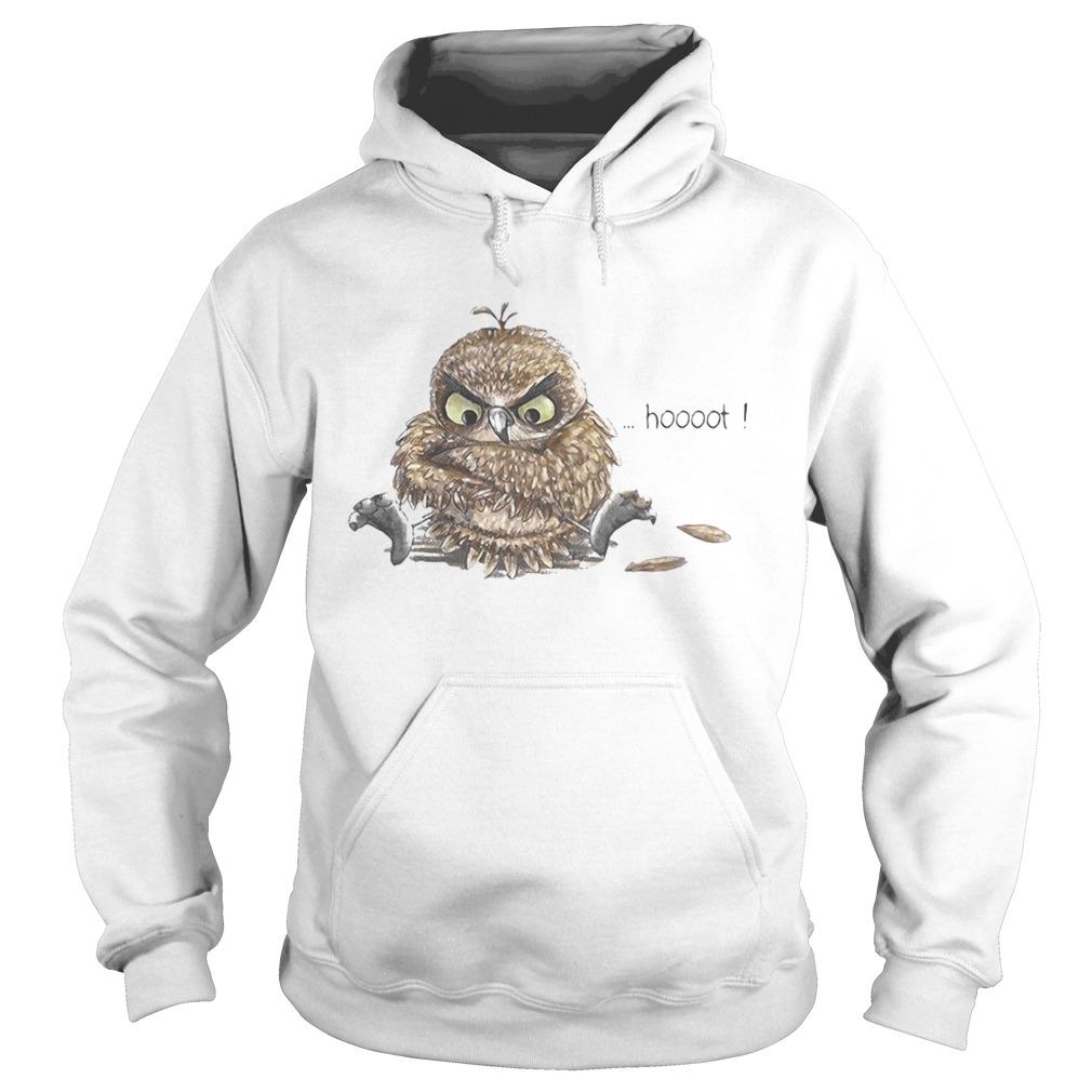 owl hot  Hoodie