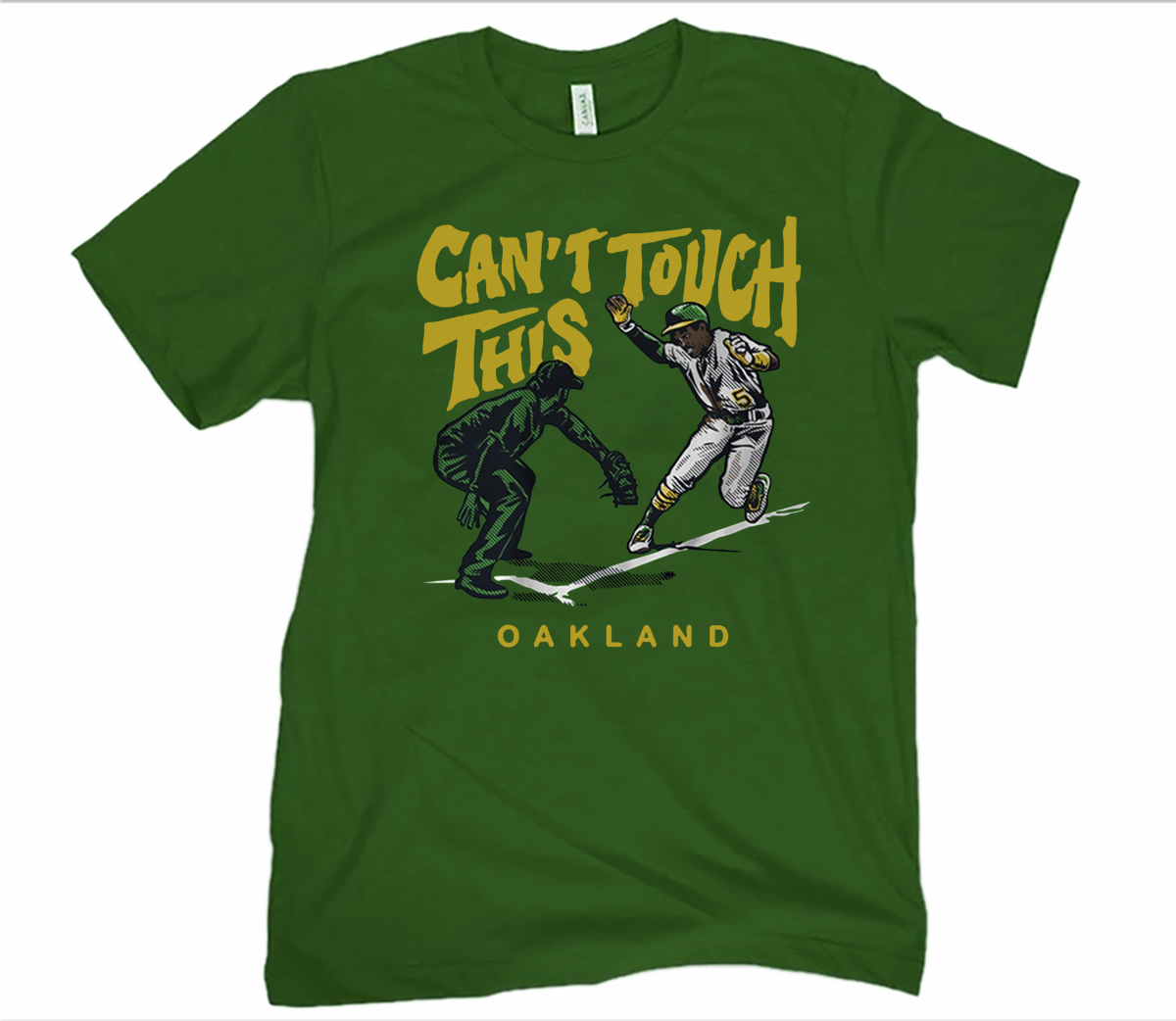 Tony Kemp Can't Touch This Oakland Official T-Shirt