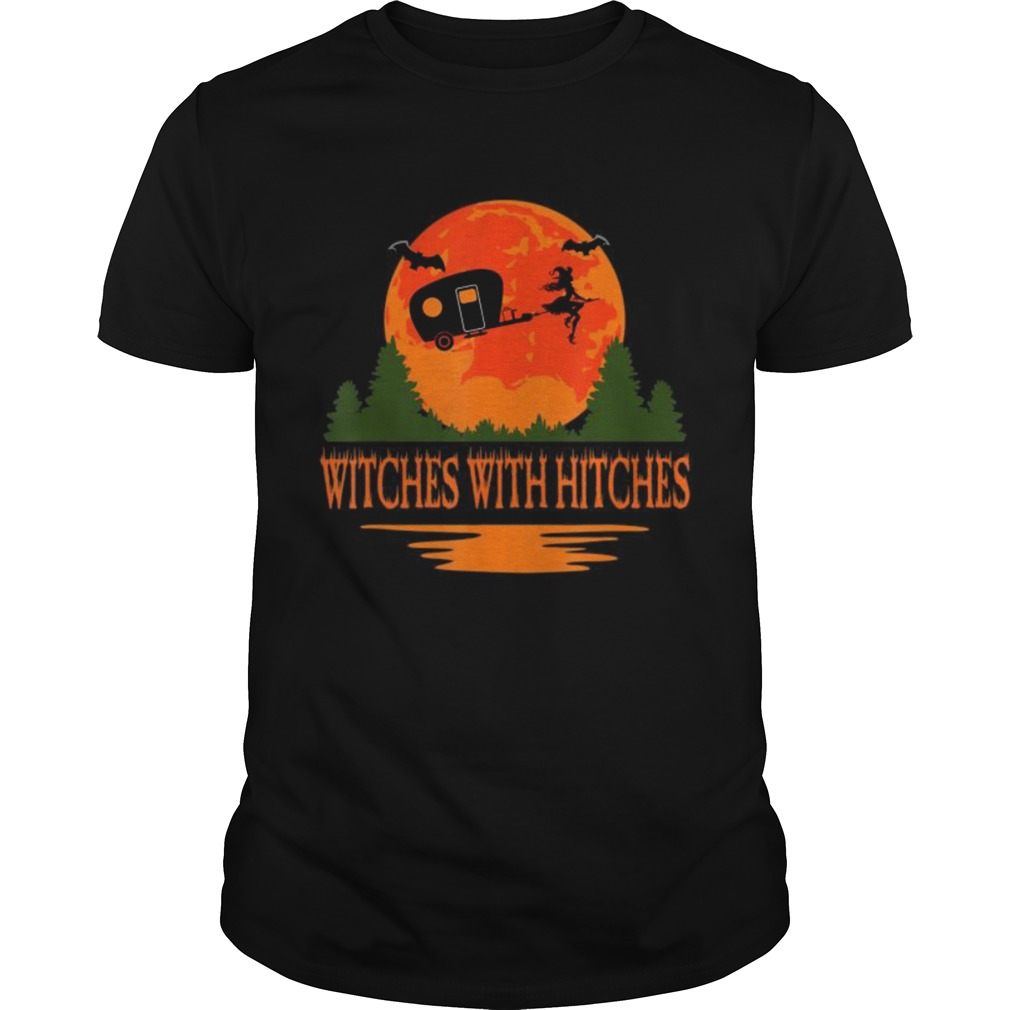 Witches With Hitches Halloween Camping Scary  Unisex