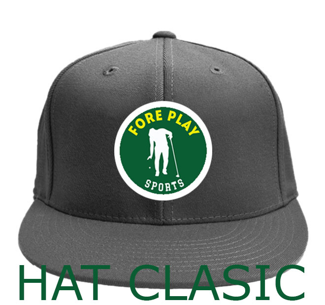 FORE PLAY SPORTS BLACK HAT CLASSIC