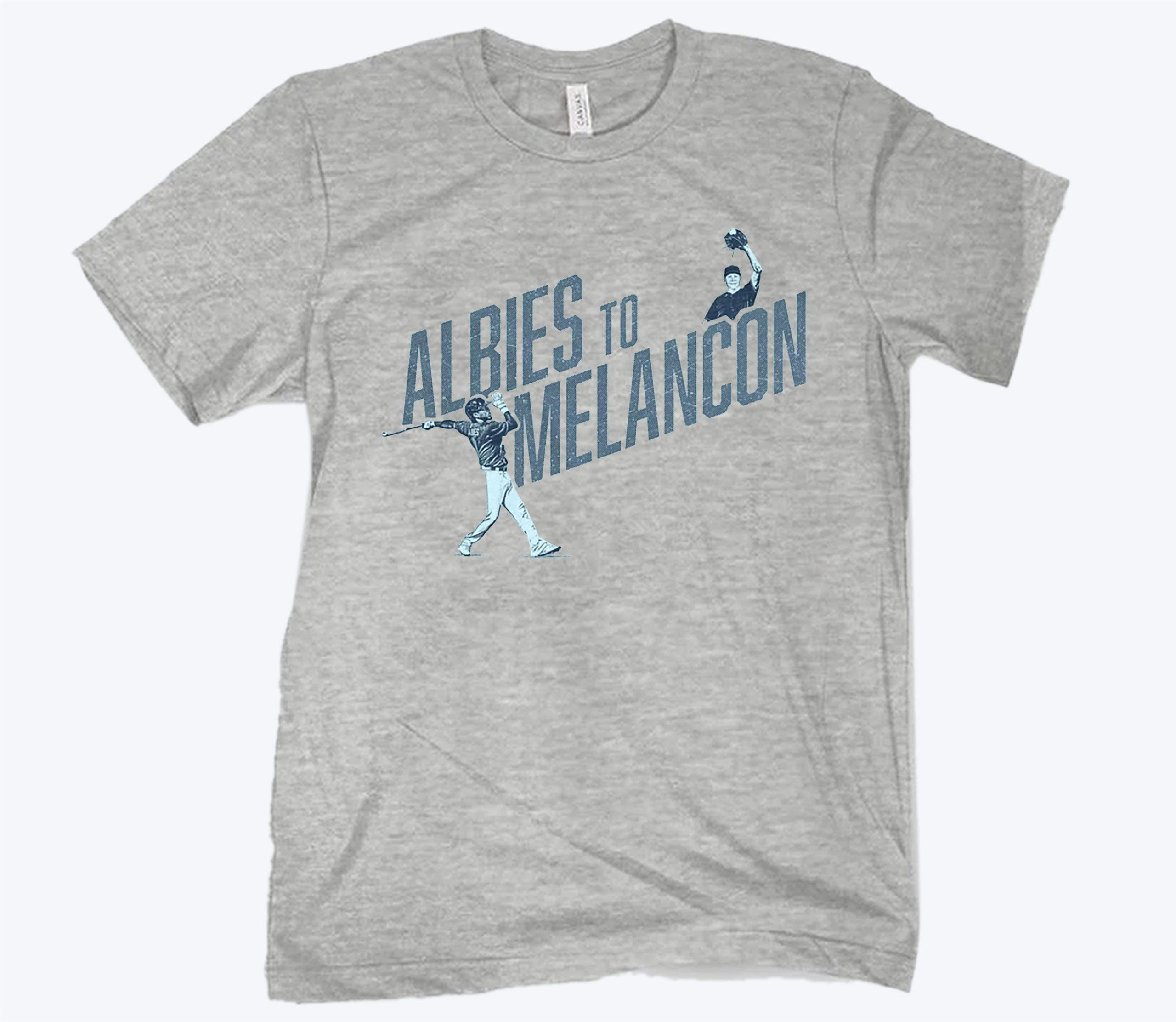 Albies To Melancon Shirt