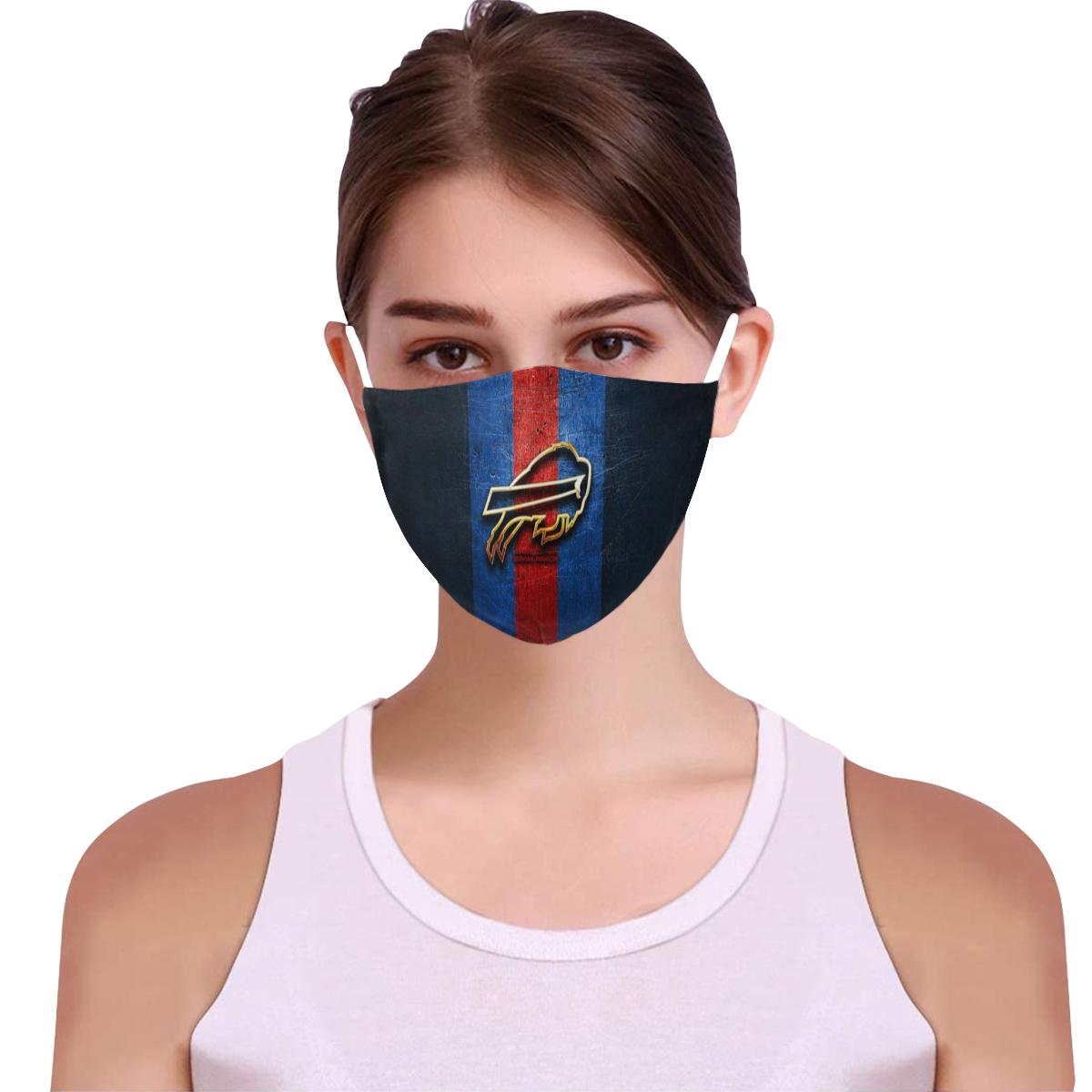 Buffalo Bills New Fashion Face Mask