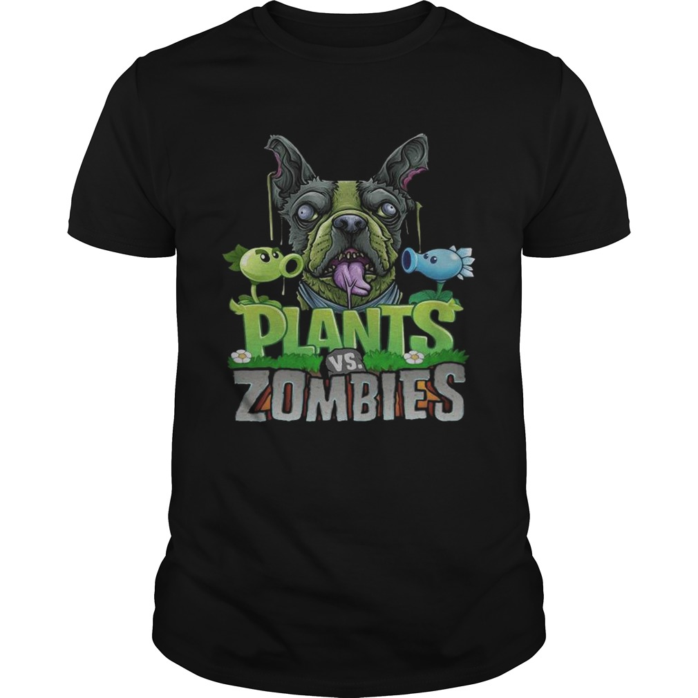 Dog Plants Zombies  Unisex