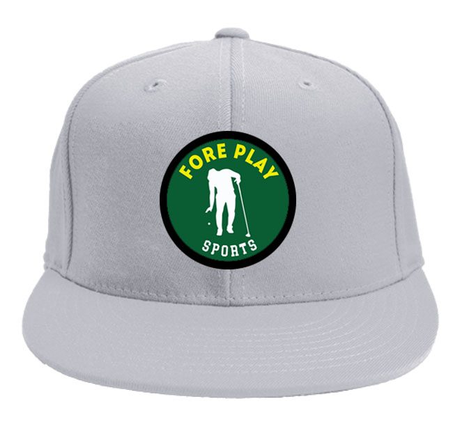 FORE PLAY SPORTS HAT WHITE