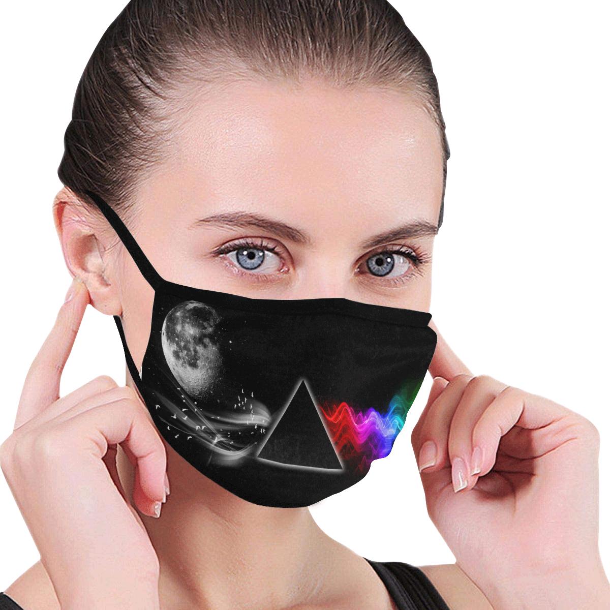 Pink Floyd Digital Face Mask Filter New Fashion