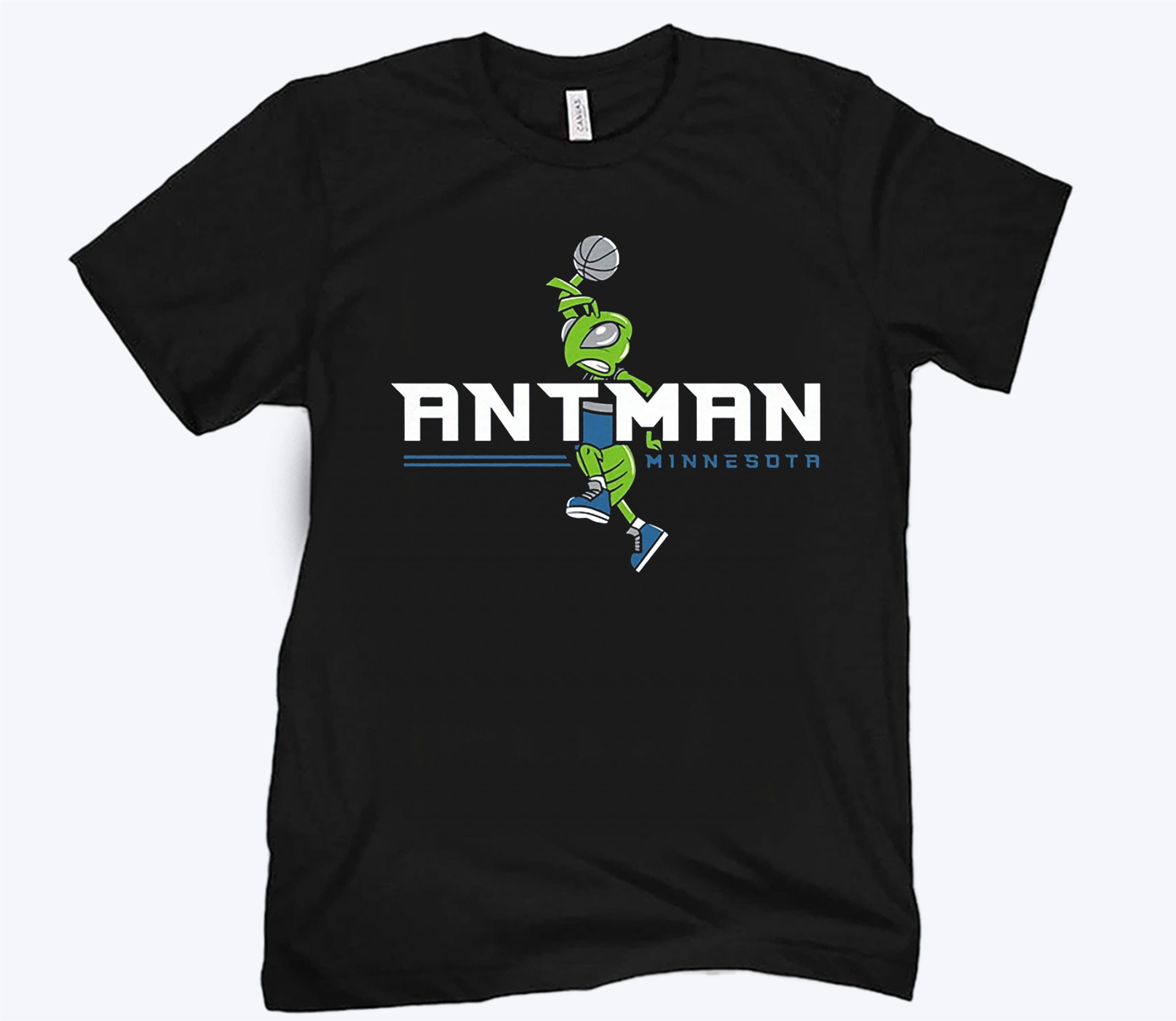 Ant Man Shirt - Minnesota Basketball