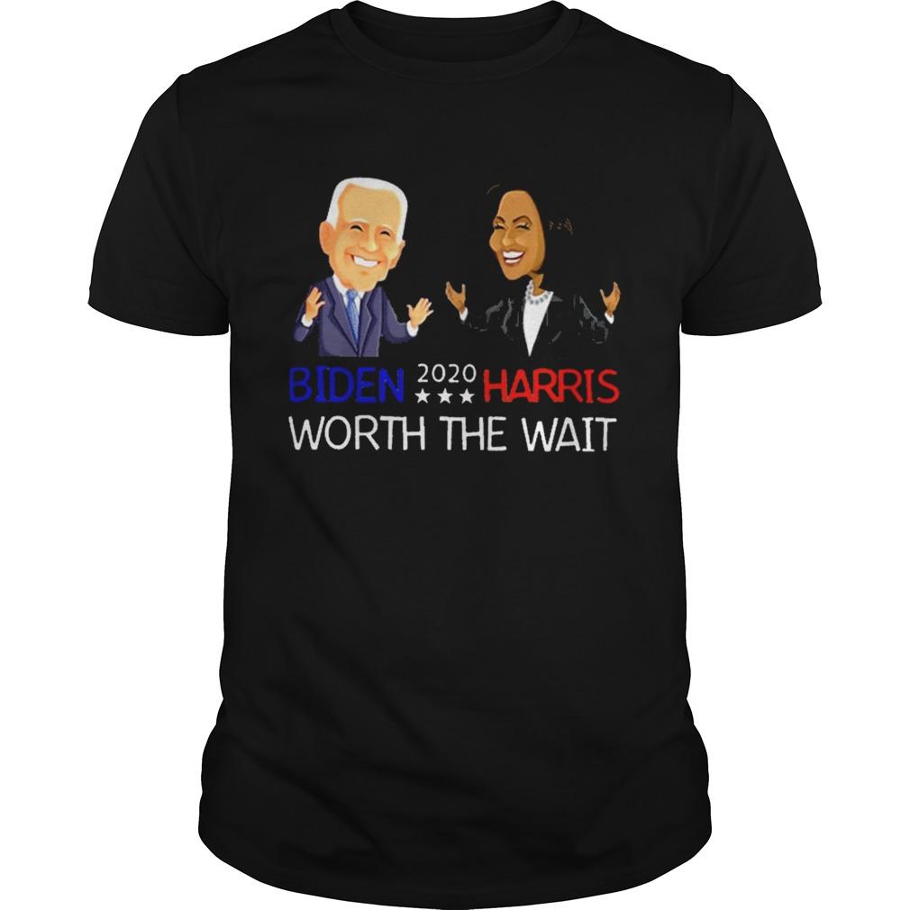 Biden Harris 2020 Worth The Wait  Unisex