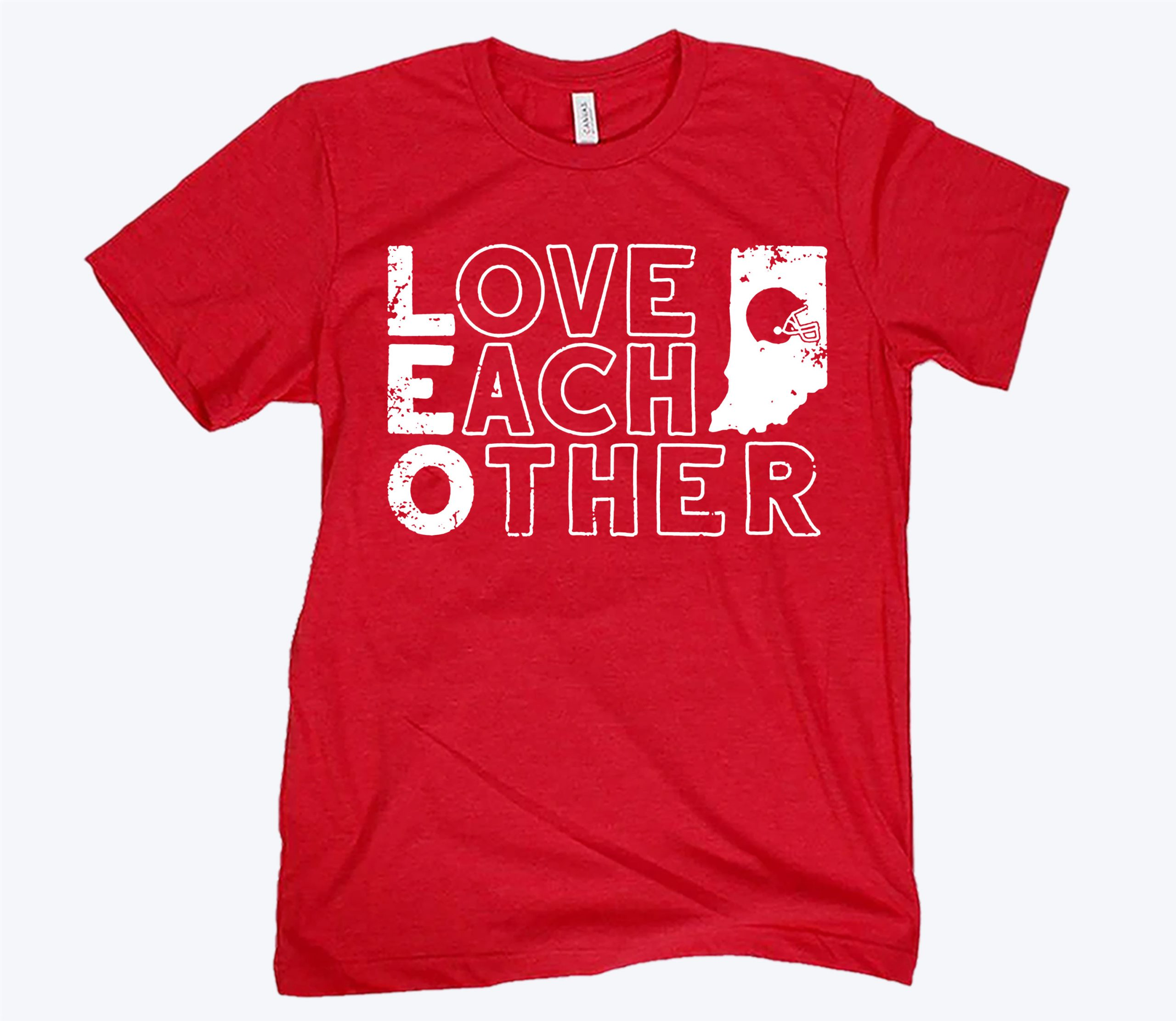 Love Each Other Shirt, Bloomington, IN - CFB