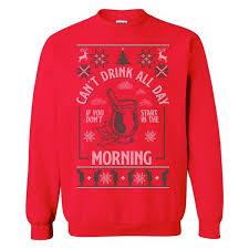 MORNING UGLY CHRISTMAS T-SHIRT