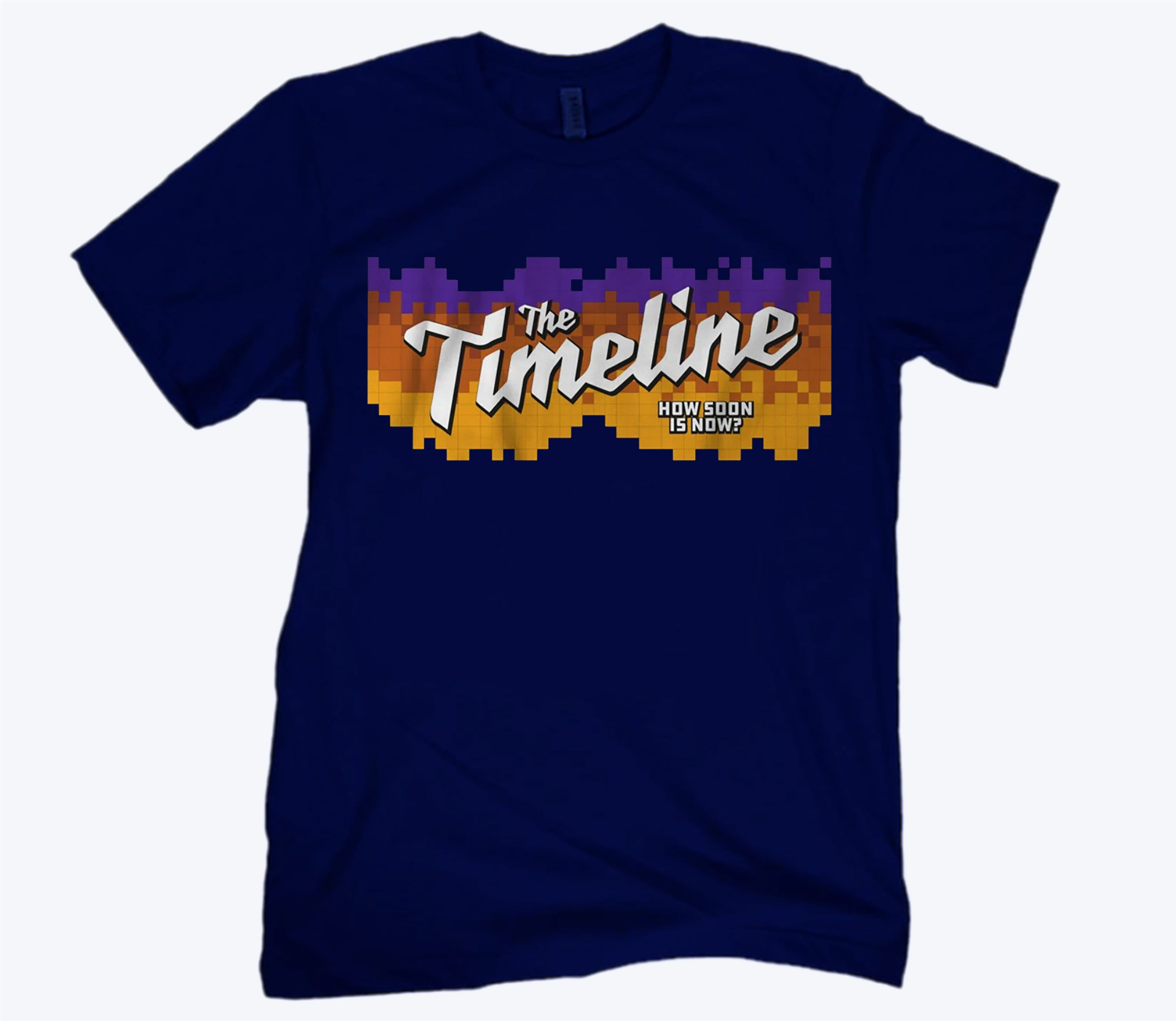 The Timeline: How Soon is Now Shirt - Phoenix Basketball