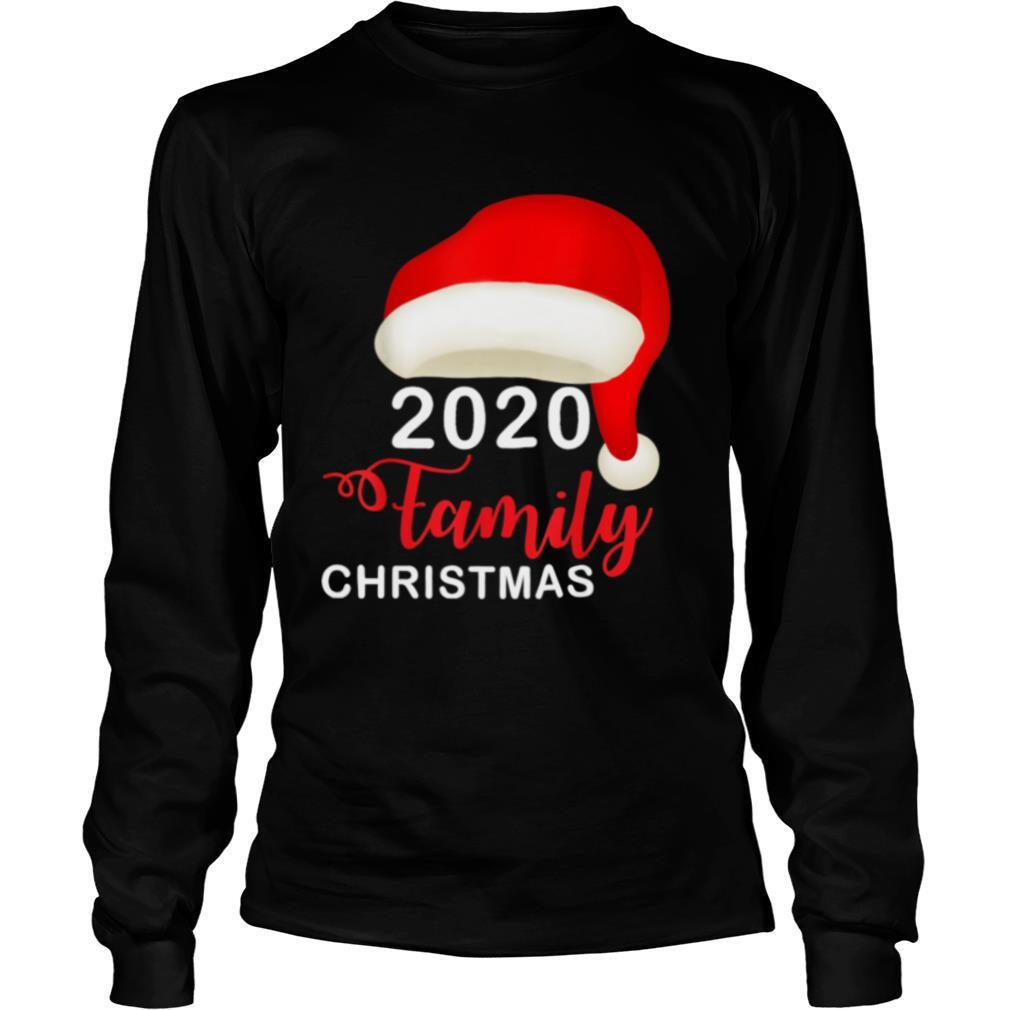 2020 Family Christmas Xmas shirt