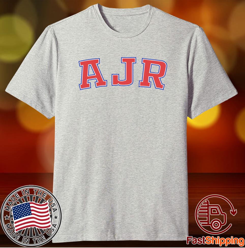 Ajr Merch Ajr Collegiate Raglan Tee Shirt