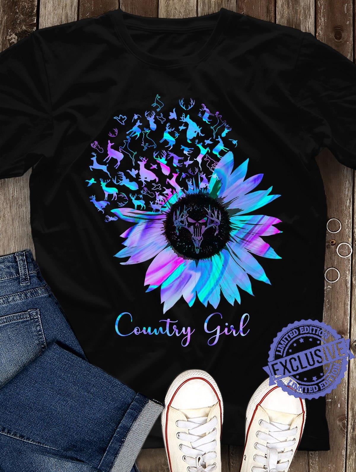 Country girl gift shirt