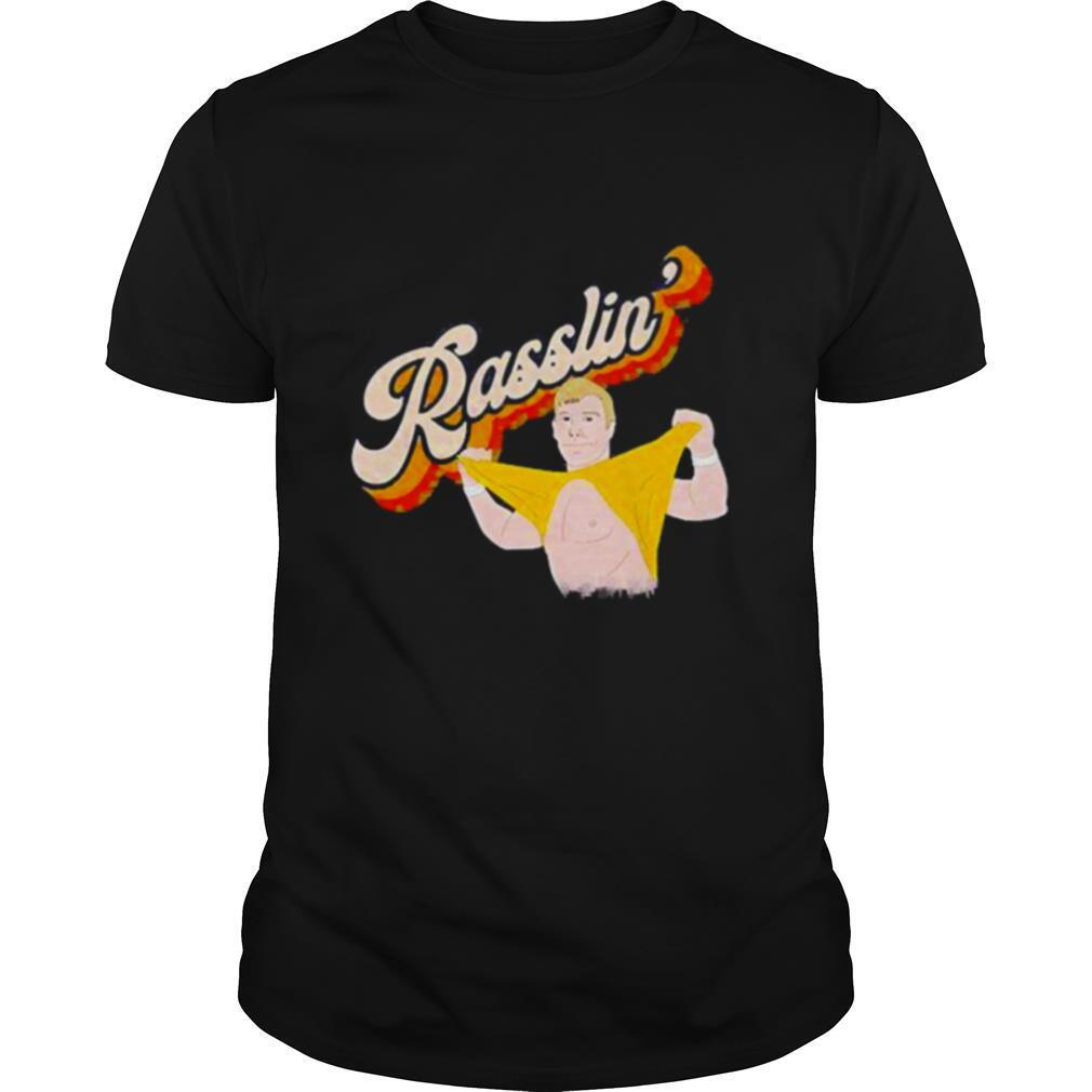 RASSLIN tee shirt
