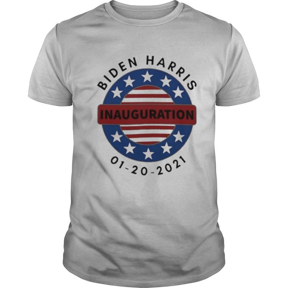 Biden Harris inauguration 01 20 2021 shirt