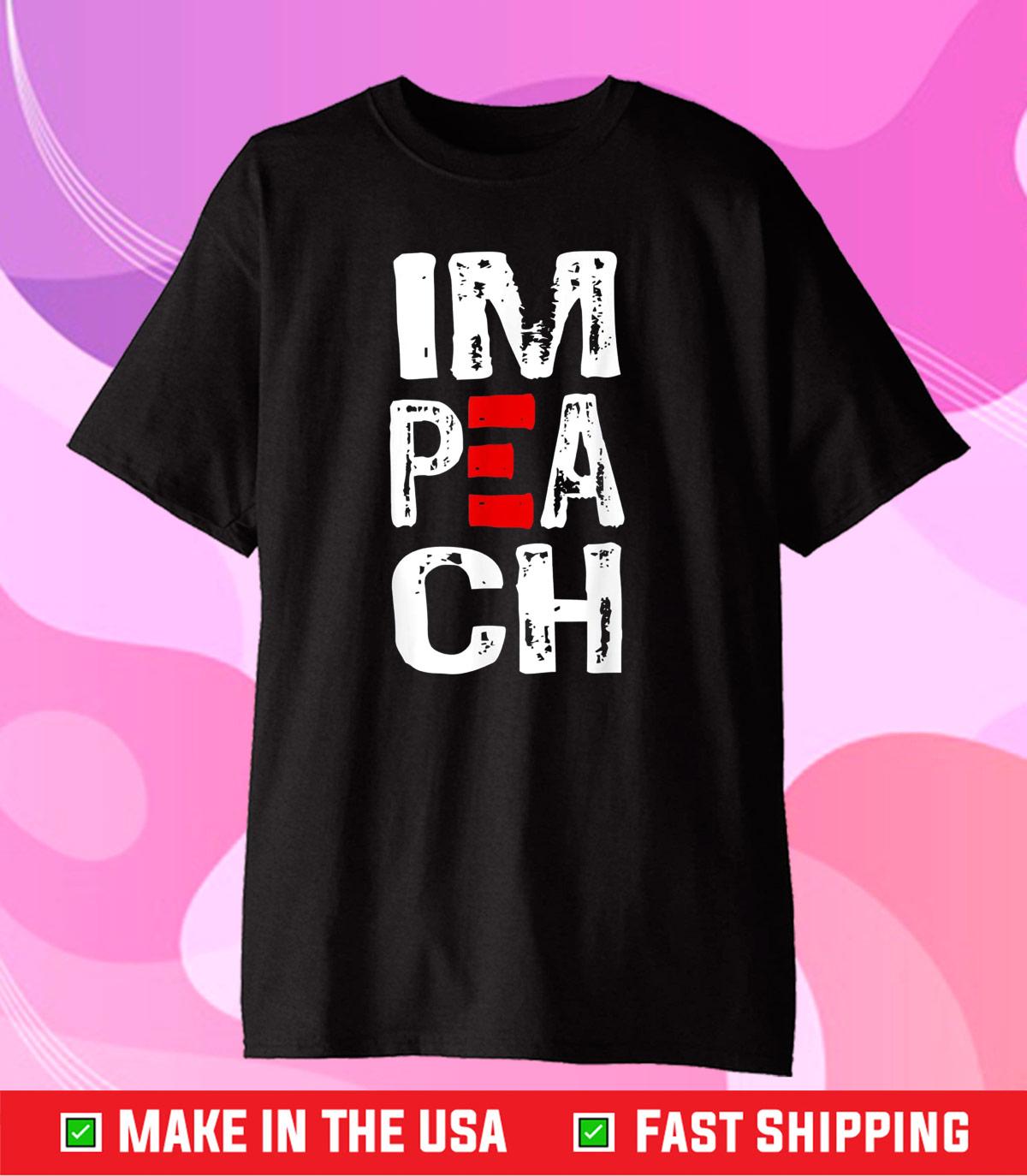 Impeach Joe Biden Anti Joe Biden Kamala Harris Gift T-Shirt