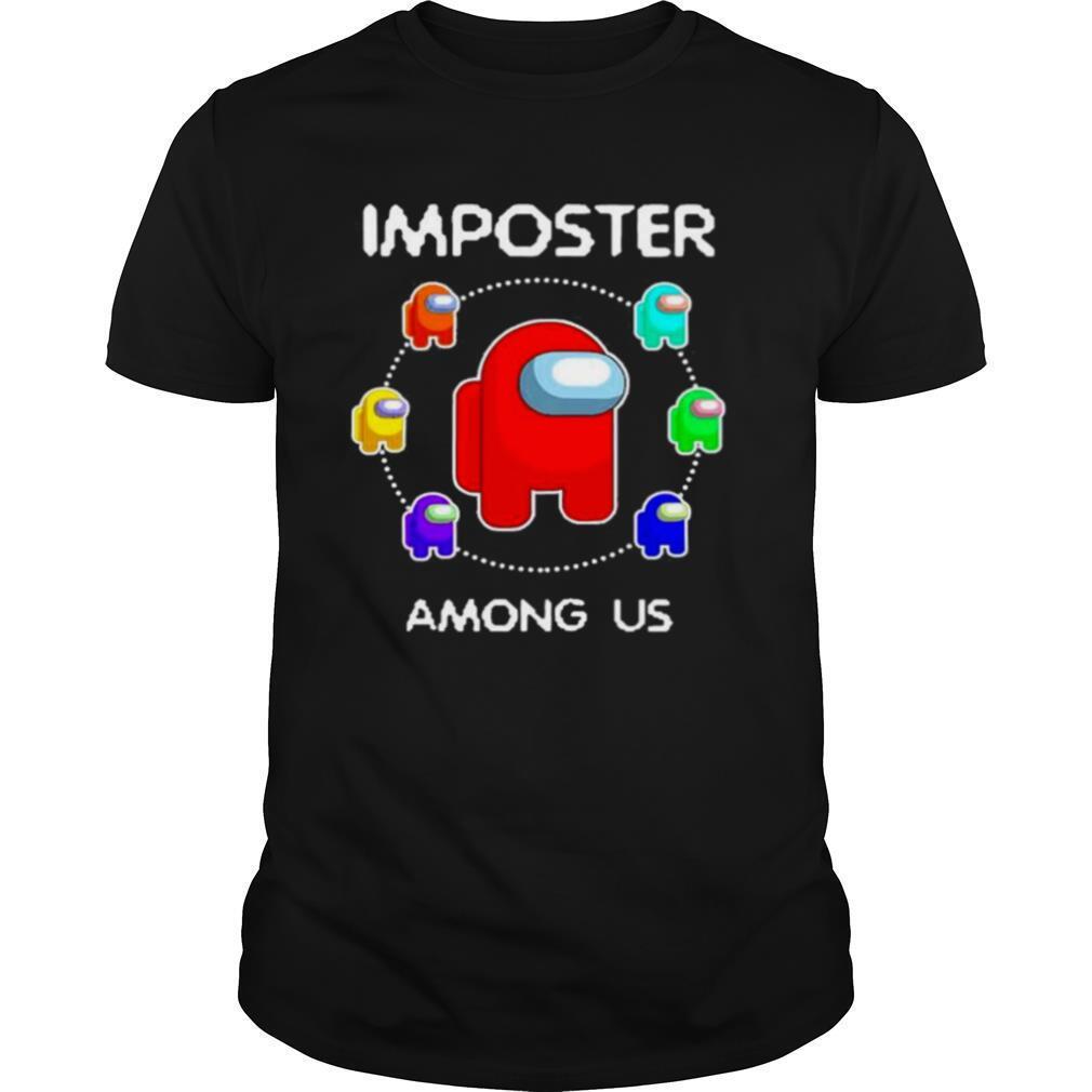 Imposter among us 2021 shirt