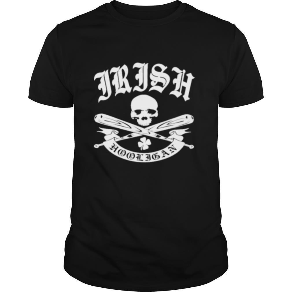 Irish hooligan shirt