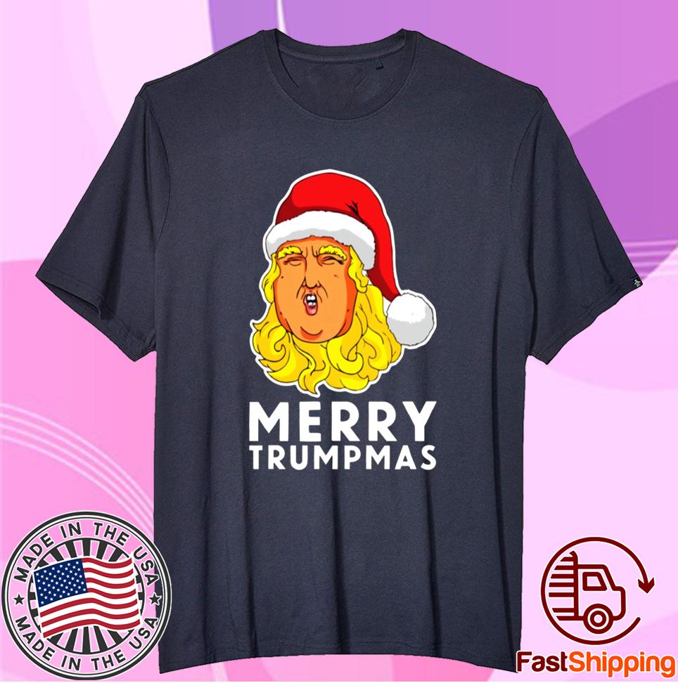 Merry Trumpmas Christmas 2021 Shirts