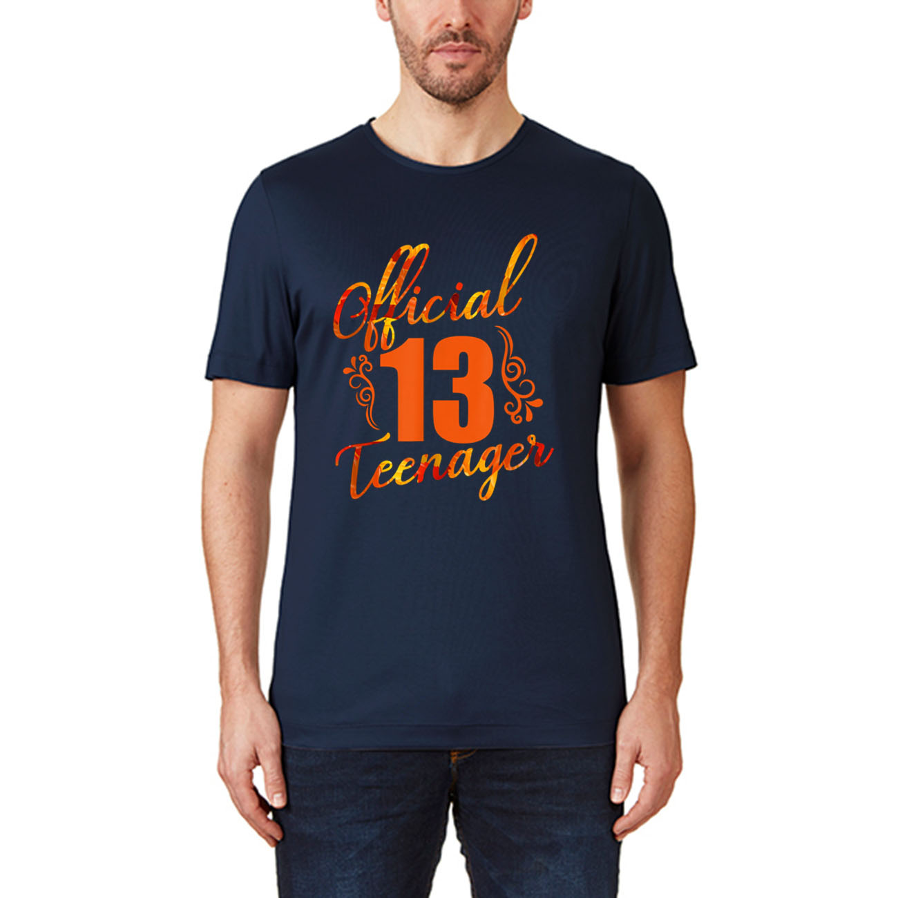 Official 13nager Birthday Classic T-Shirts