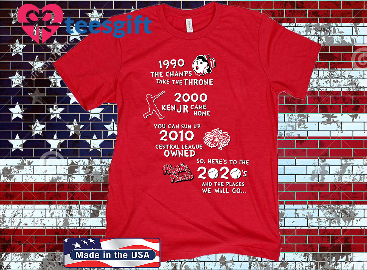 ROSIE REDS 2020 PLAYOFFS SHIRTS