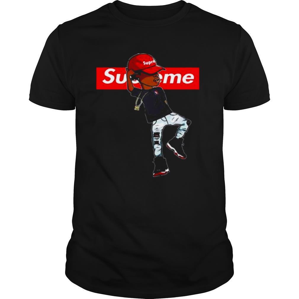 Supreme Marquese Scott shirt