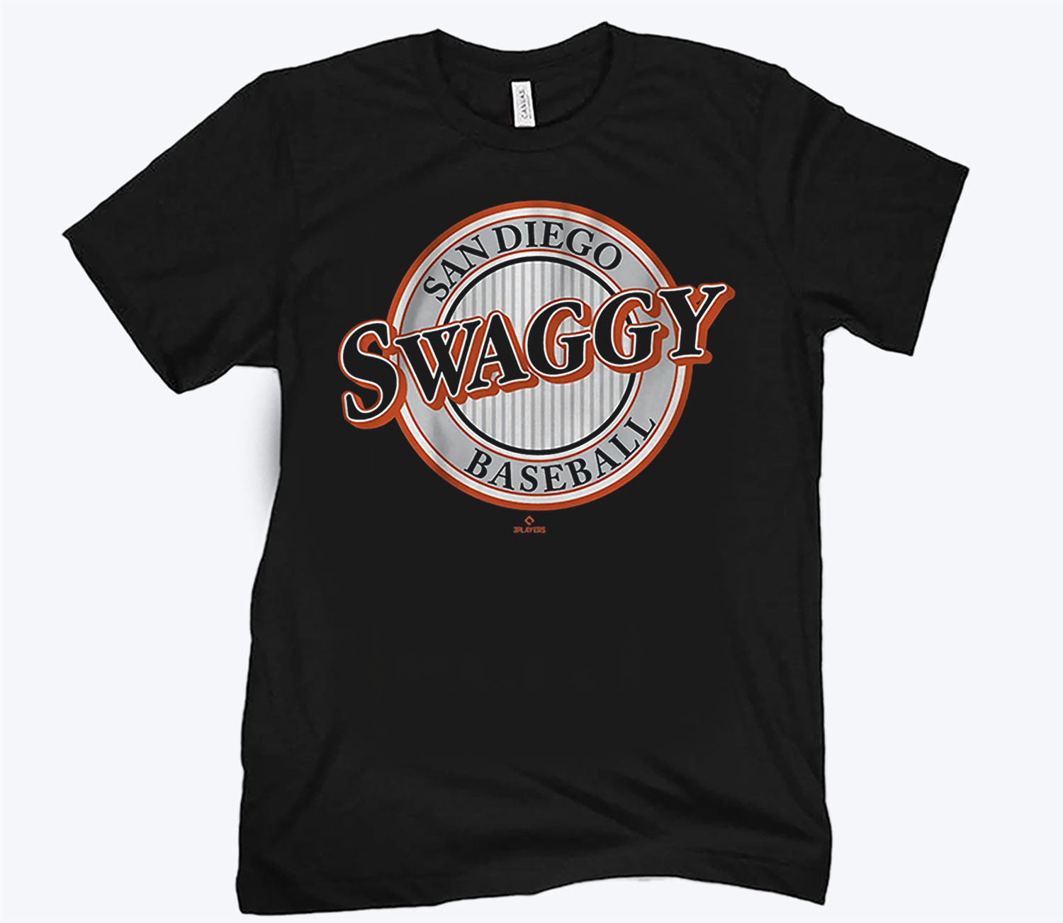 Swaggy San Diego Tee Shirt - MLBPA Licensed